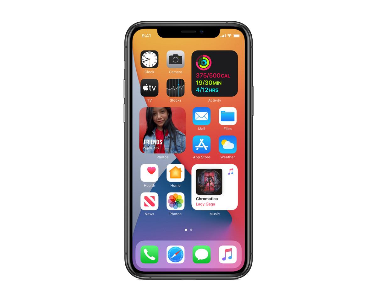 Apple iOS 14 Public Beta