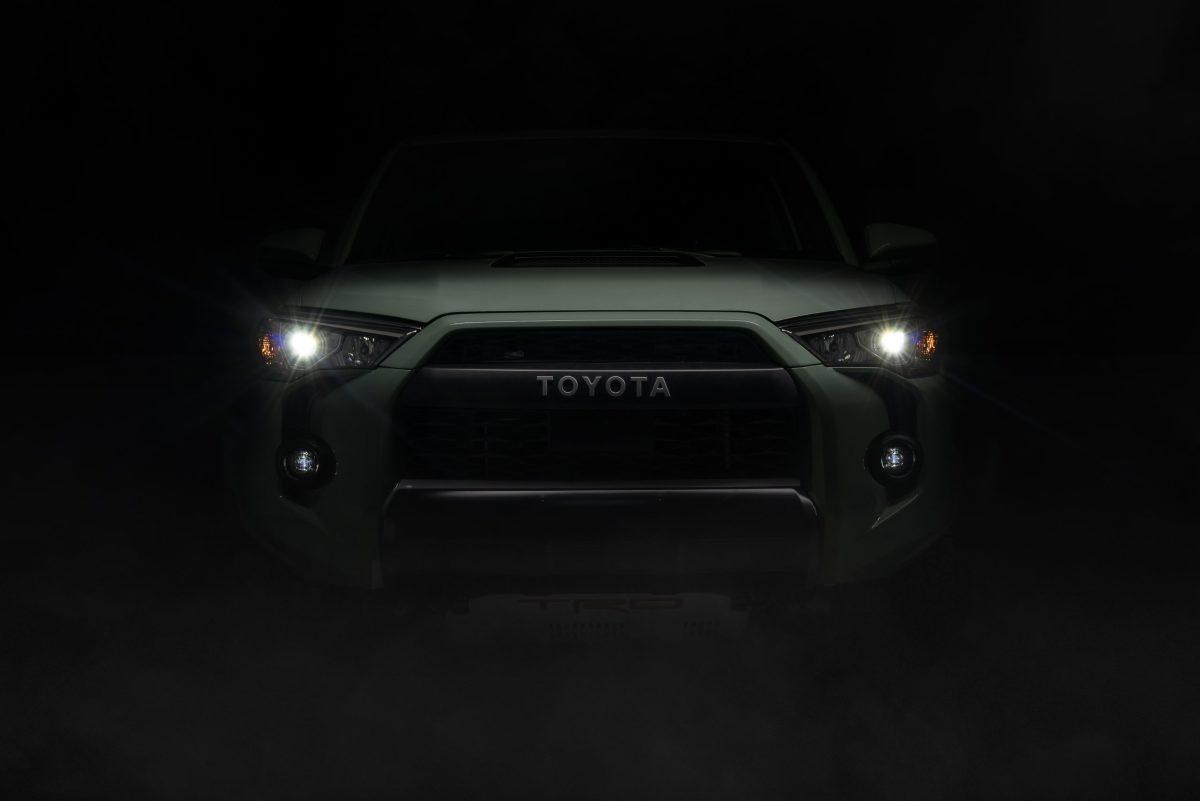 Toyota Latest Models >> Toyota reveals its latest TRD Pro color option, Lunar Rock ...