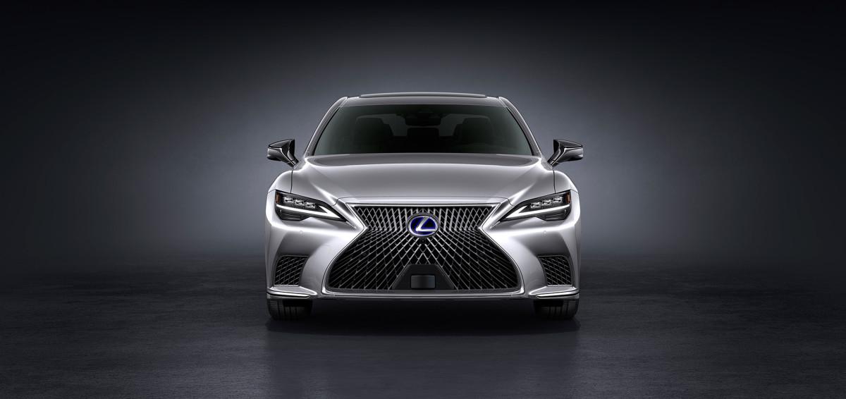 Lexus reveals the next evolution of their flagship sedan