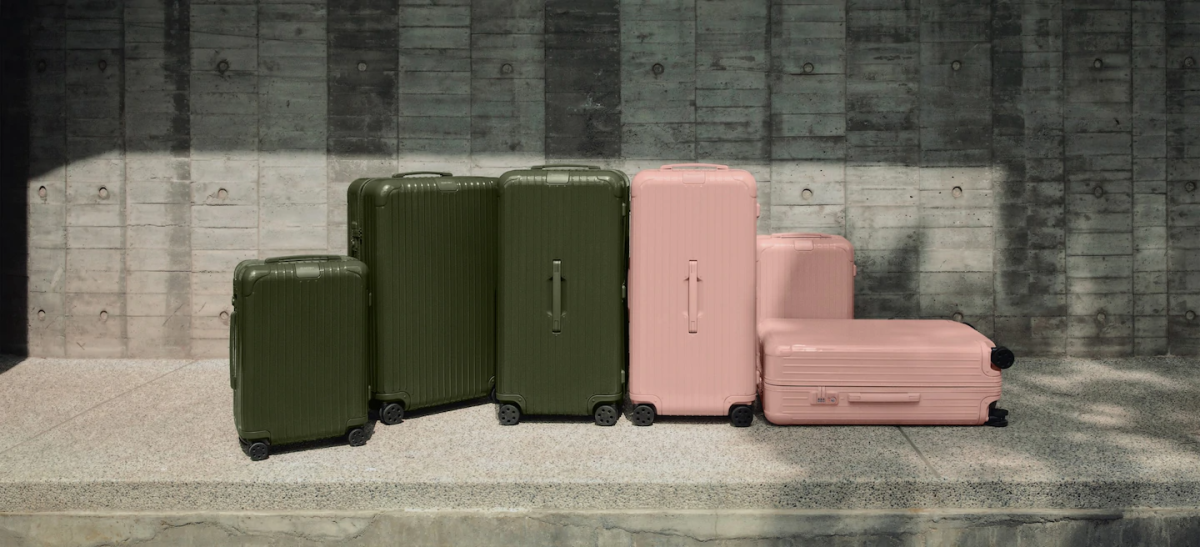 Rimowa launches a new desert-inspired luggage collection
