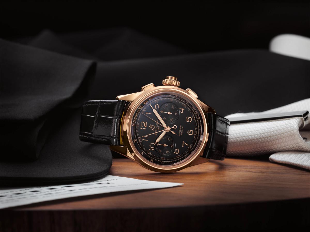 Breitling Premier Heritage Chronograph