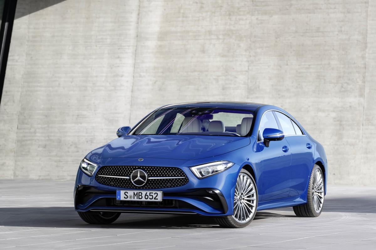 2022 Mercedes Benz CLS