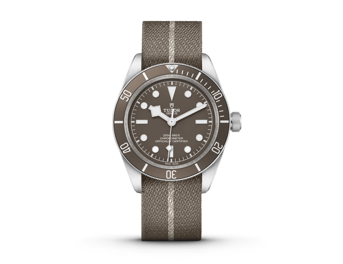 Tudor 925 Silver Black Bay
