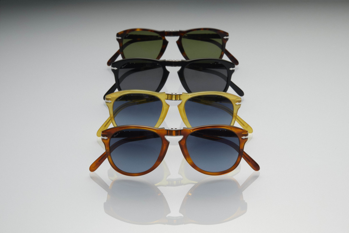 Persol Steve McQueen Special Edition series 2021