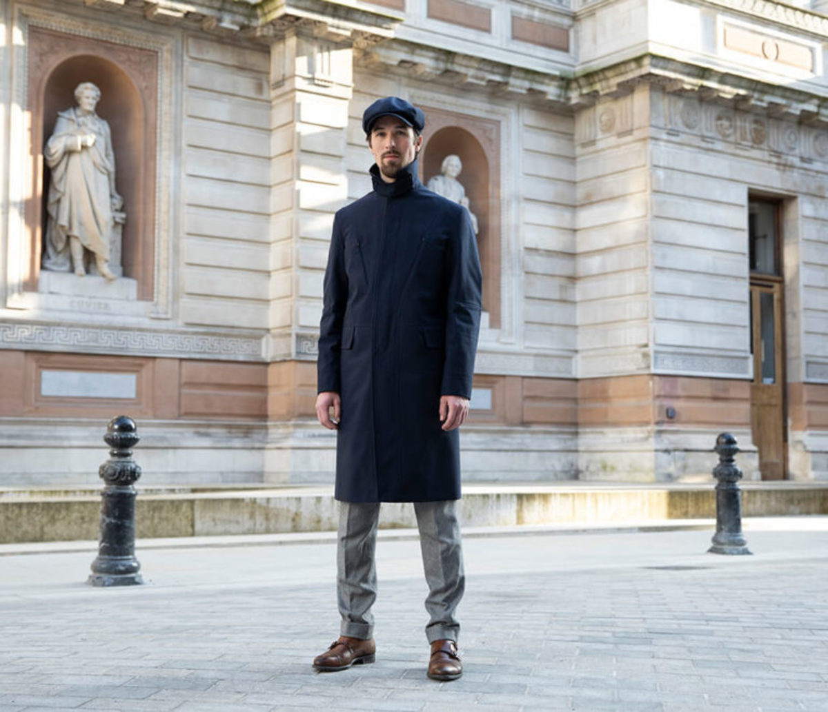 Henry Poole Travel Trench