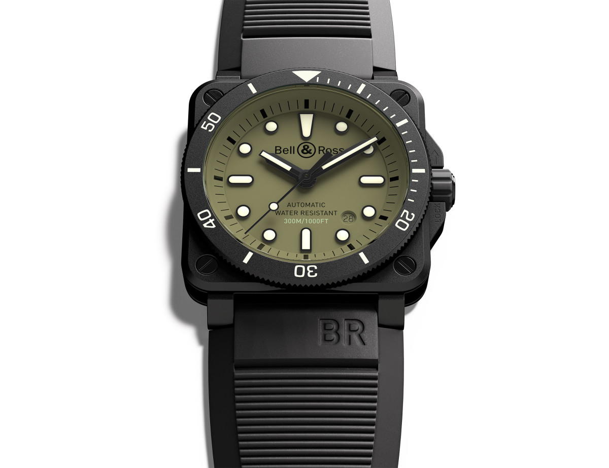 Bell & Ross BR 03-92 Military Diver