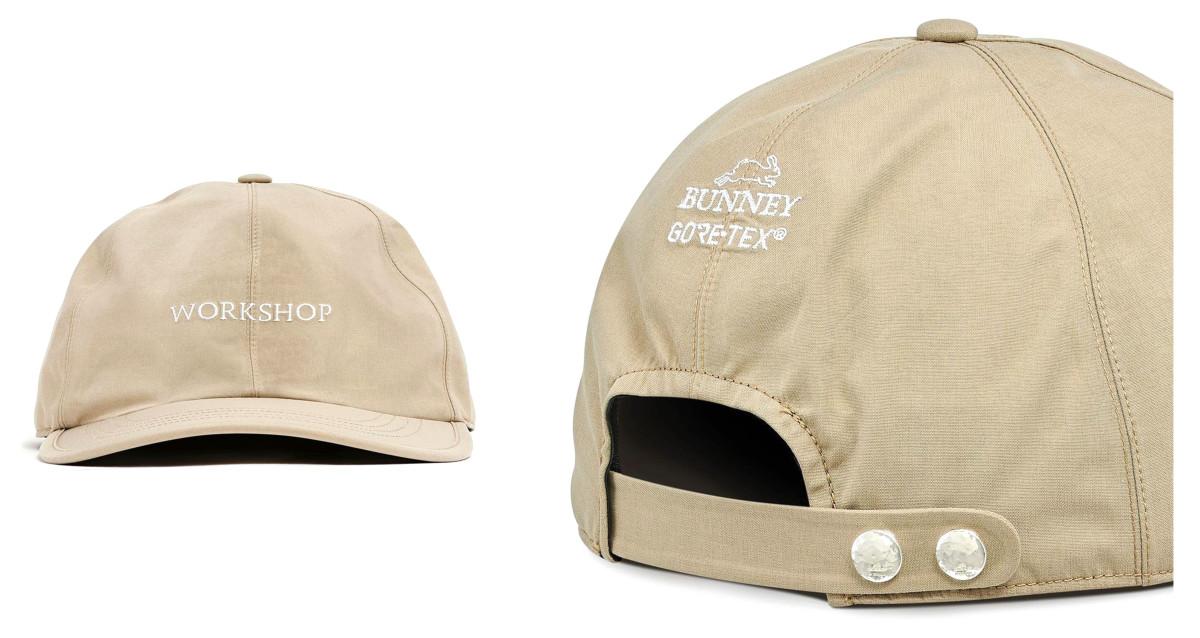 Bunney Workshop Hat