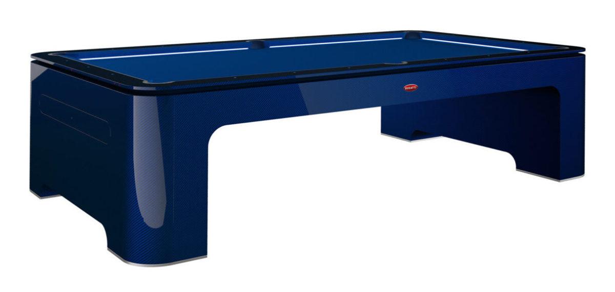 IXO Bugatti Pool Table
