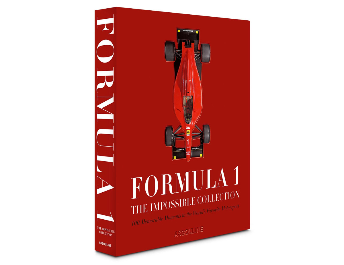 Assouline Formula 1 The Impossible Collection