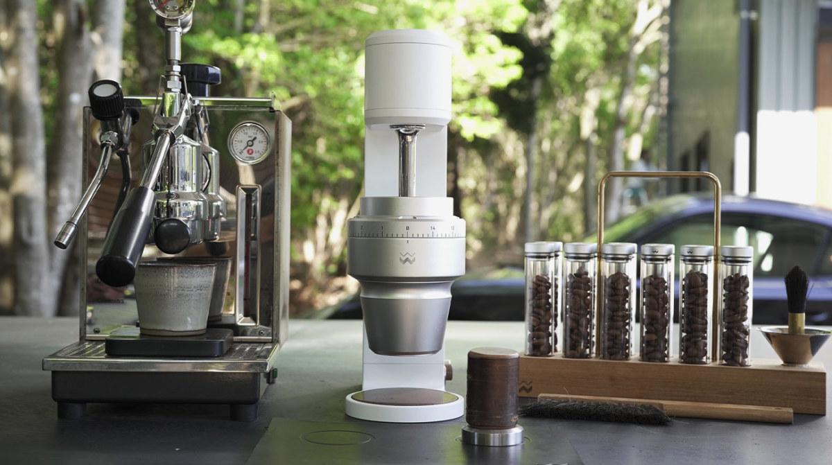 Weber Workshops Key Coffee Grinder