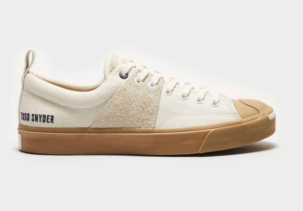 Todd Snyder Converse Jack Purcell