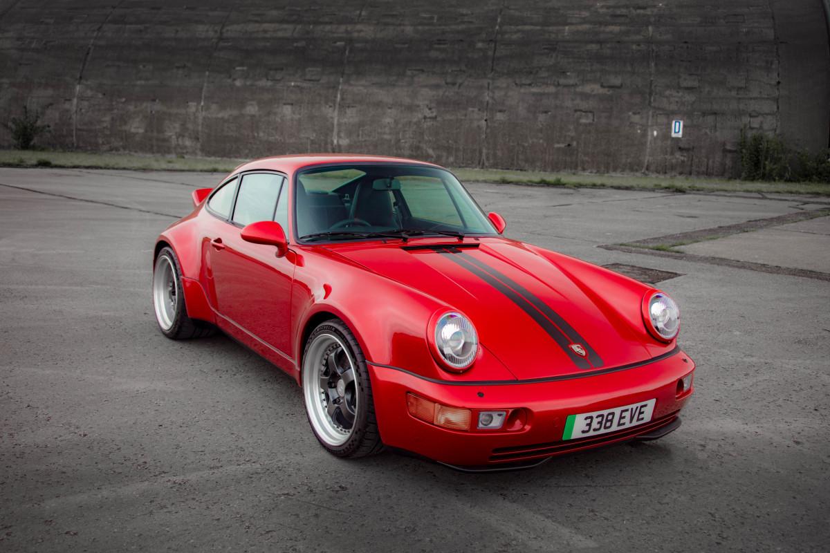 Everatti Porsche 911 964 EV