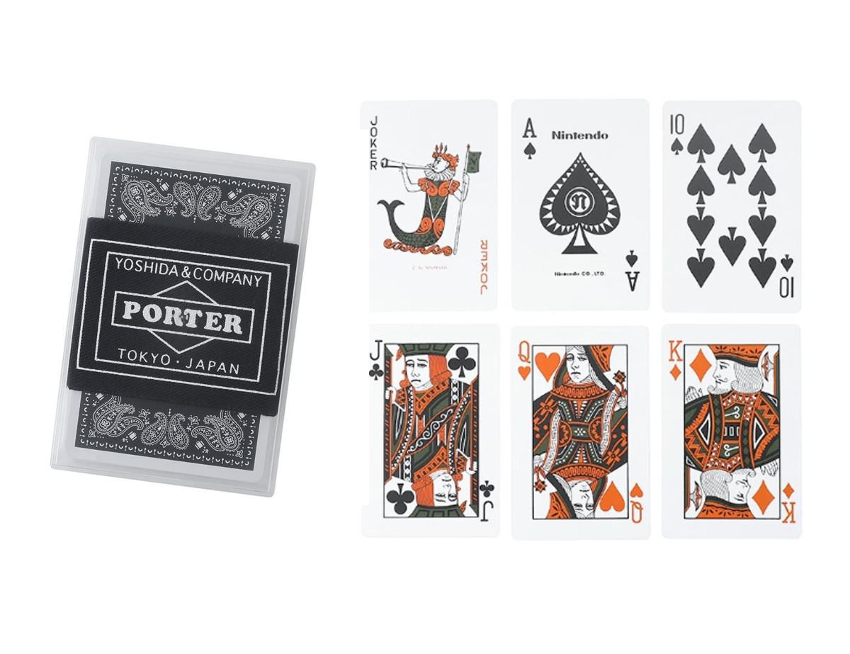 Porter Nintendo Playing Cards