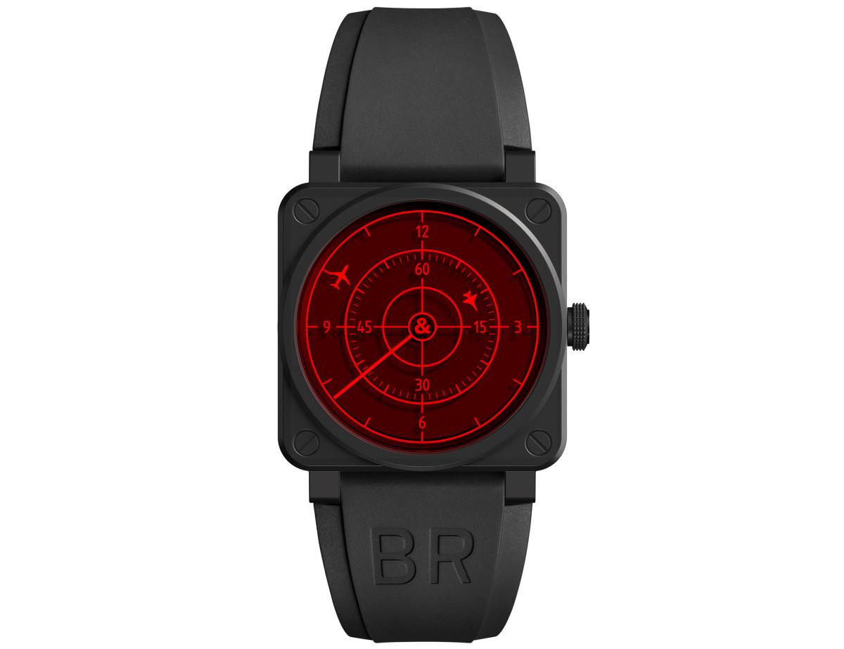 Bell & Ross BR 03-92 Red Radar