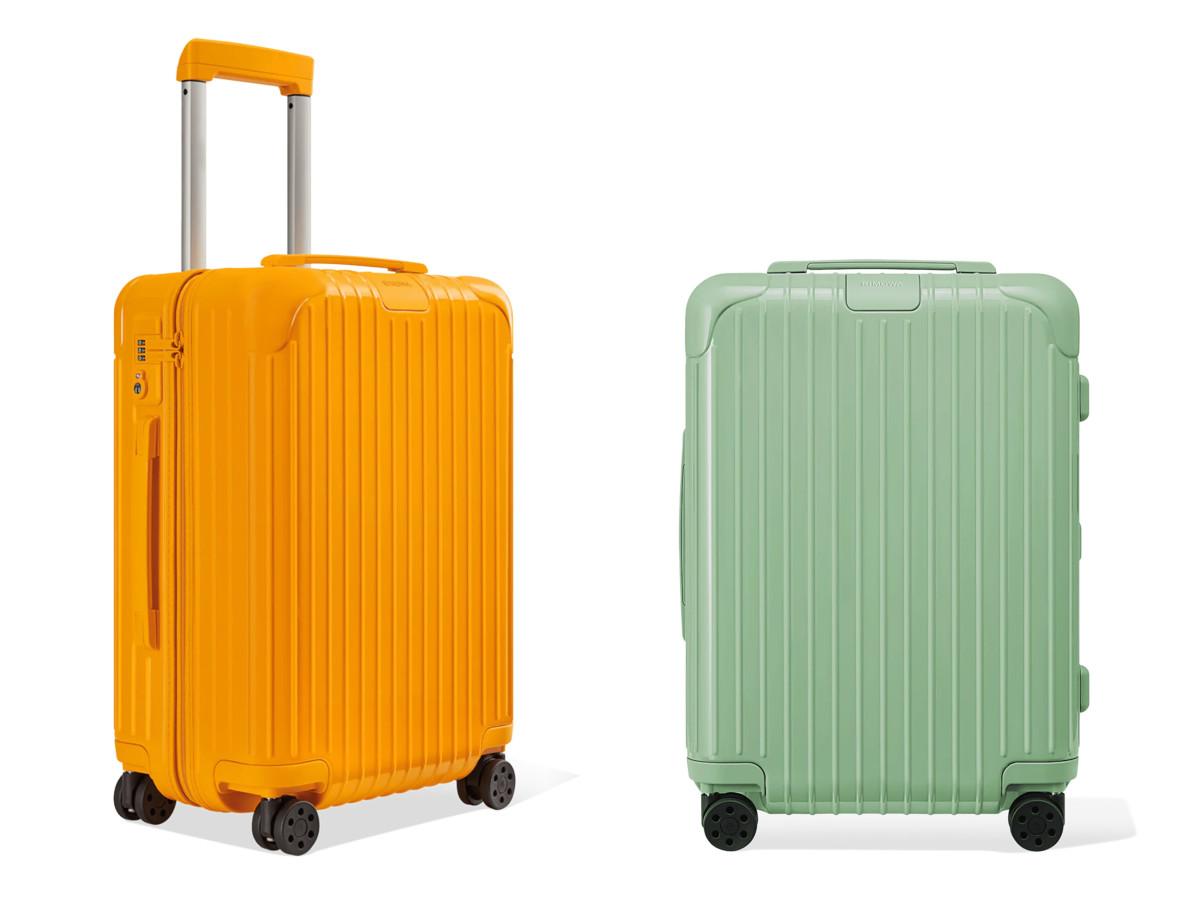 Rimowa Mango and Bamboo Essential Luggage