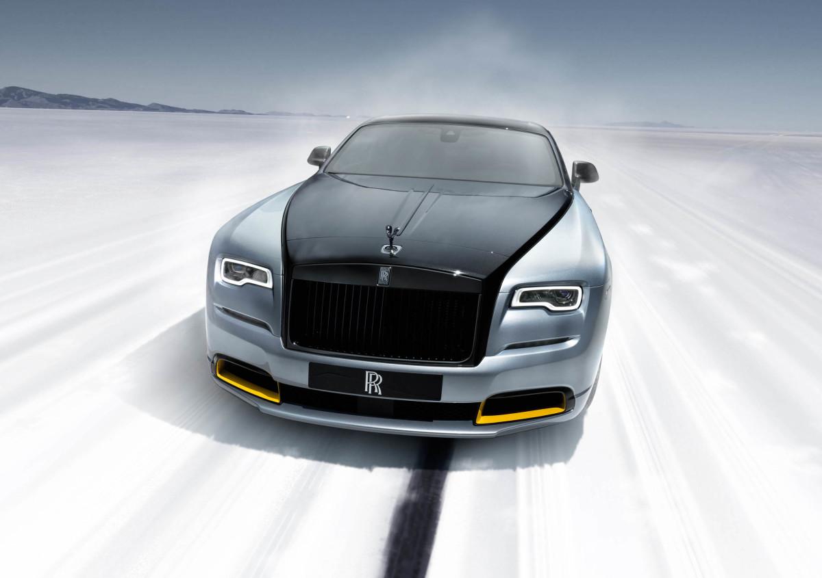 Rolls-Royce Landspeed Record Collection