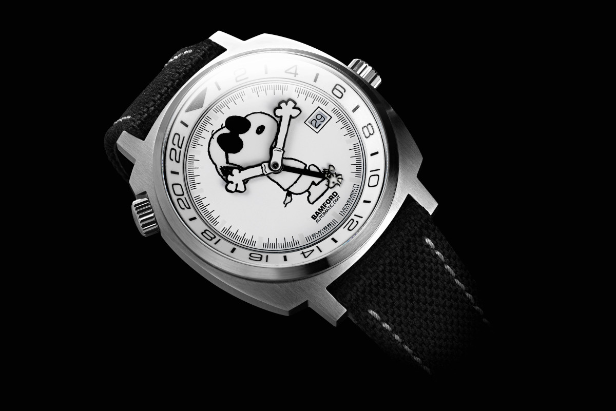 Bamford x Revolution GMT Snoopy