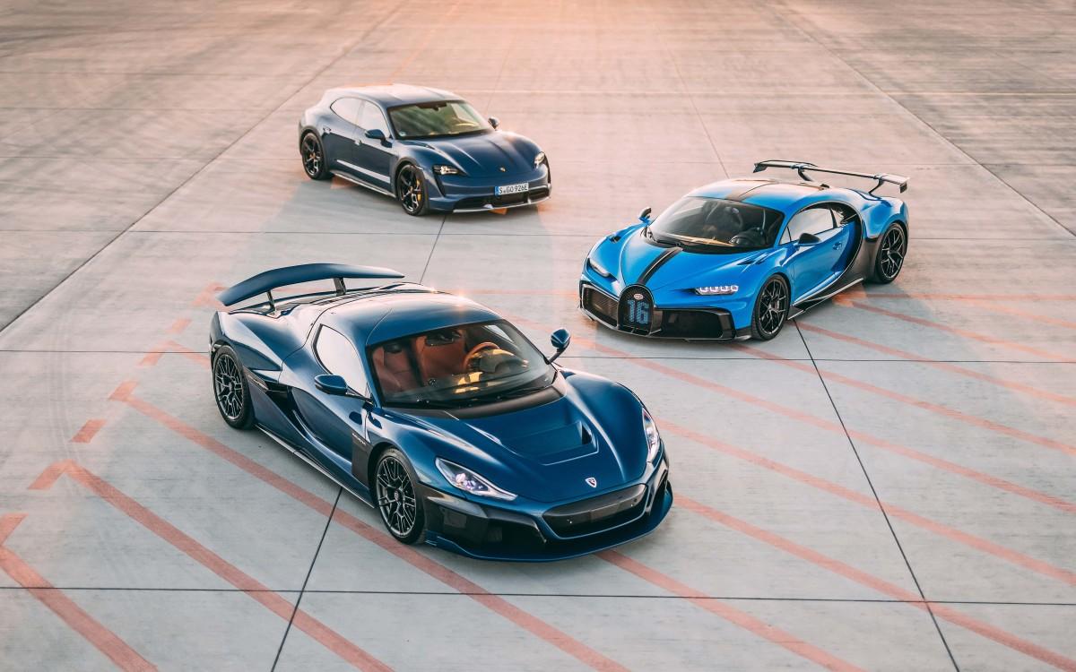 Bugatti Rimac 4