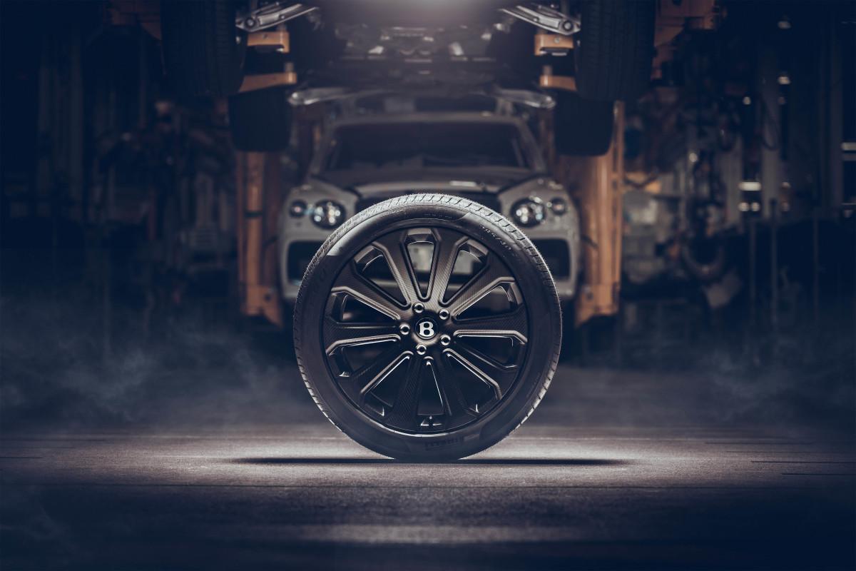 Bentley Carbon Wheel