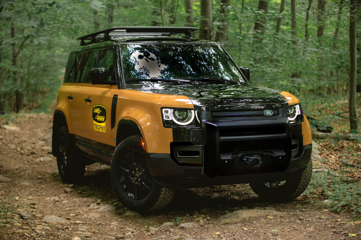 Land Rover Trophy Edition