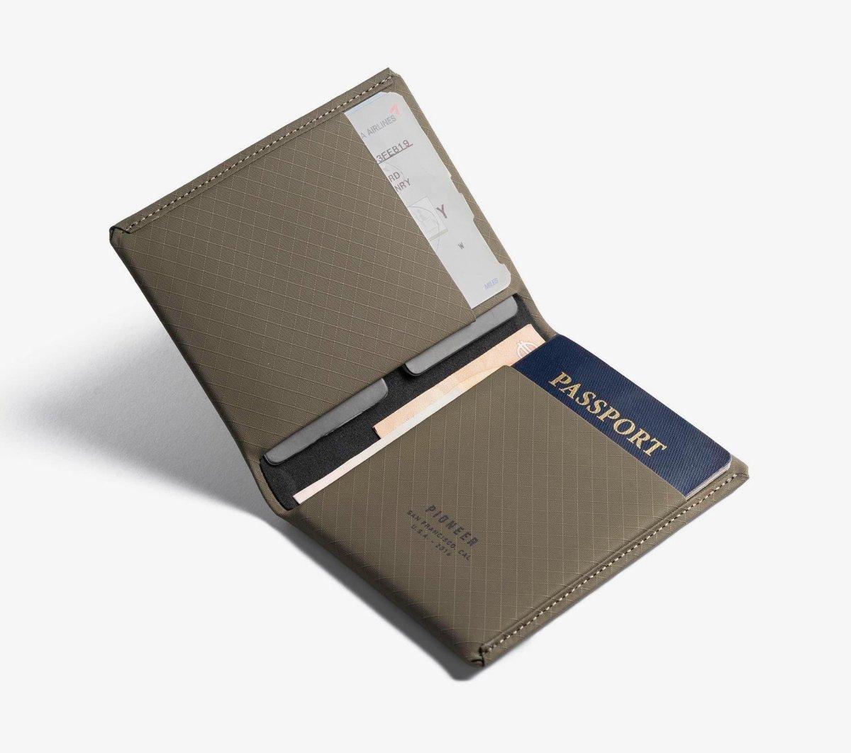 Pioneer Passport Wallet