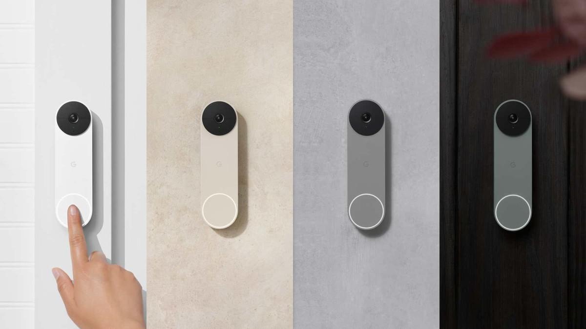 Nest 2021 Cameras and Doorbells