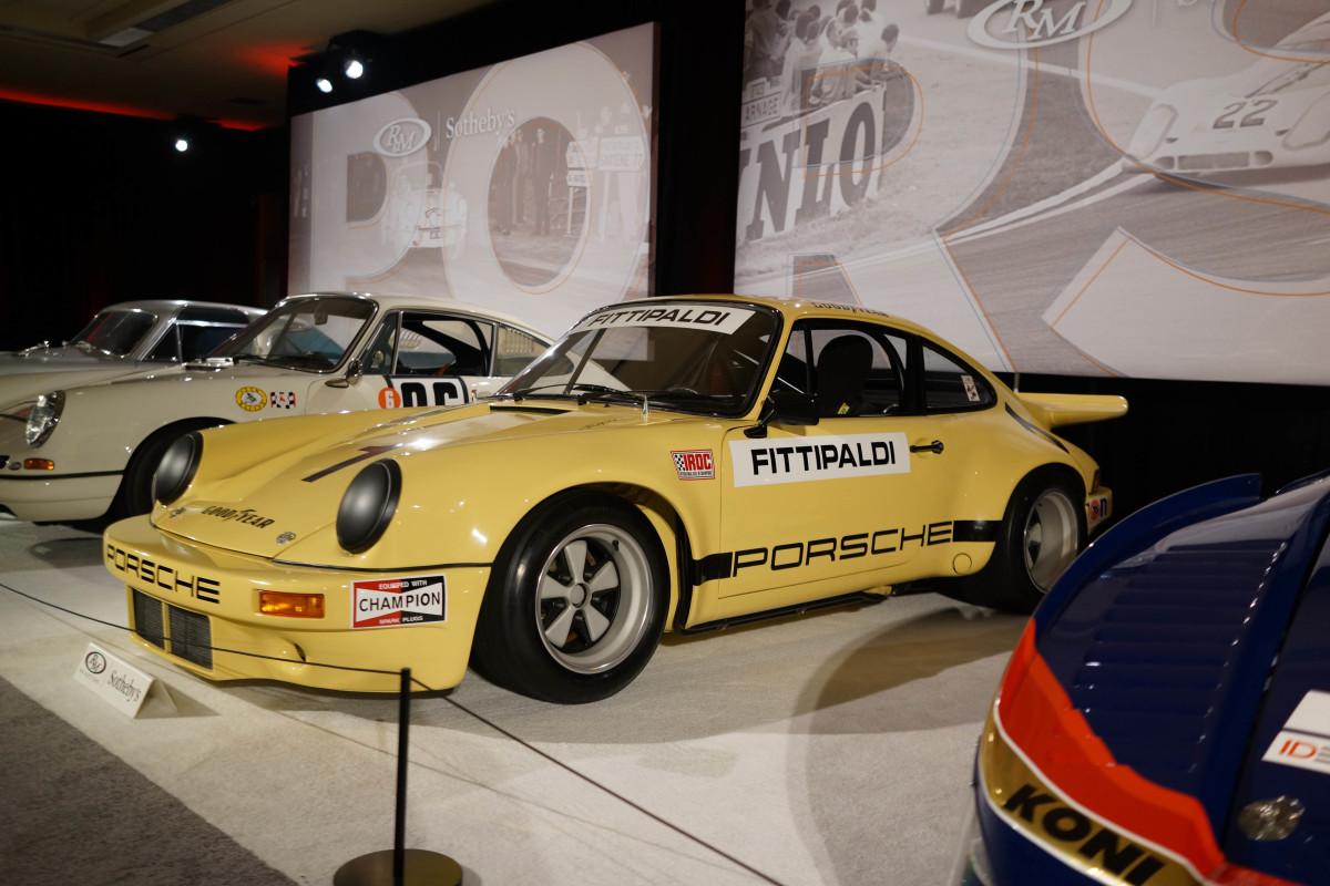 1974 Porsche 911 Carrera RSR 3.0 IROC