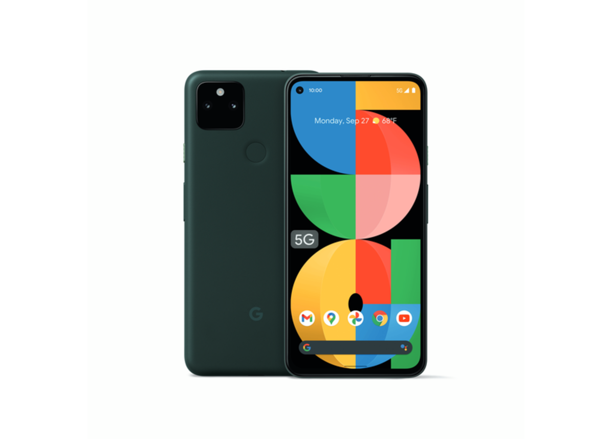 Google Pixel 5A with 5G