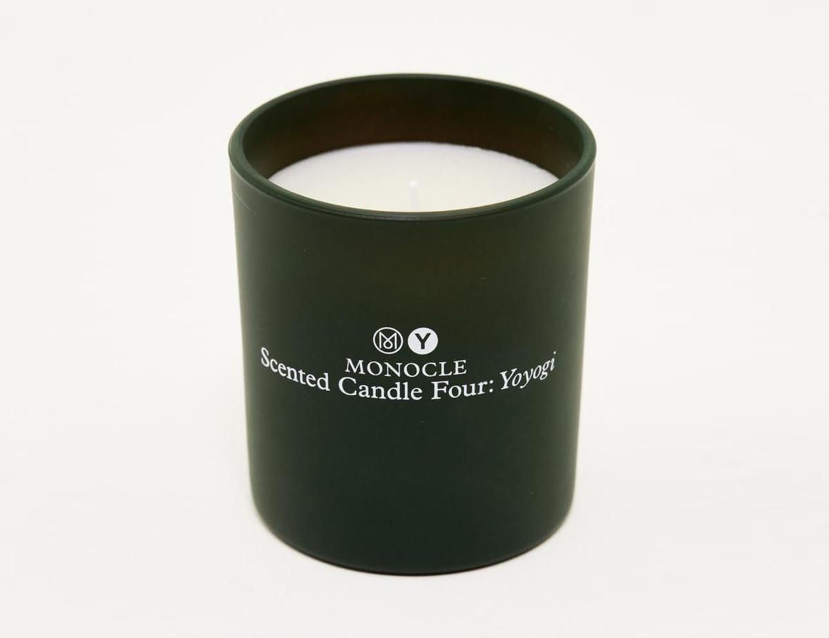 Monocle x CDG Yoyogi Candle