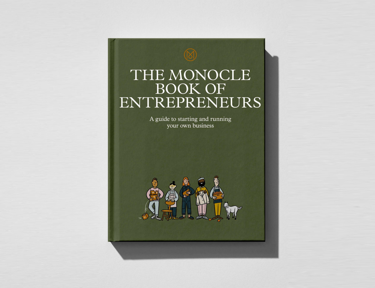 Monocle Book of Entrepreneurs