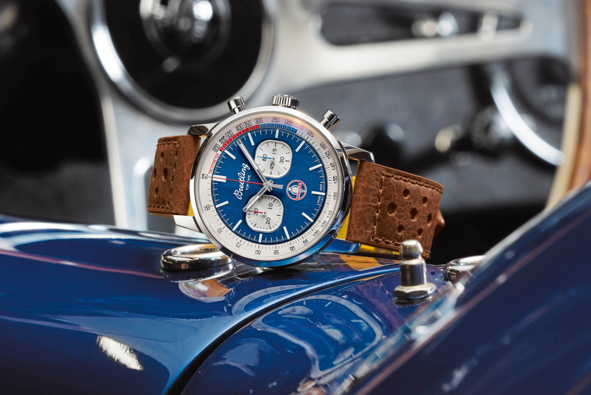 Breitling Top Time Shelby Cobra